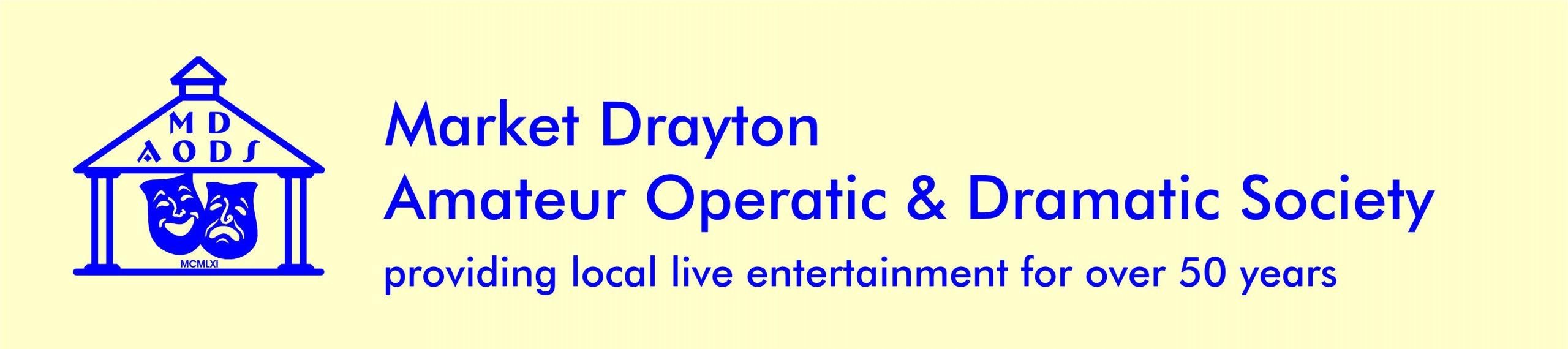 M.D.A.O.D.S – Market Drayton Amdrams